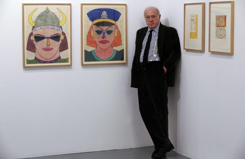 Muere Eduardo Arroyo, pintor maestro de la