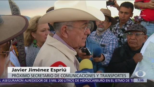 Ejidatarios exigen cancelar NAIM en Texcoco
