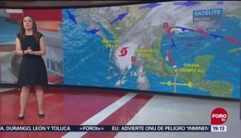 El Clima 19:00 Raquel Méndez Las Noticias