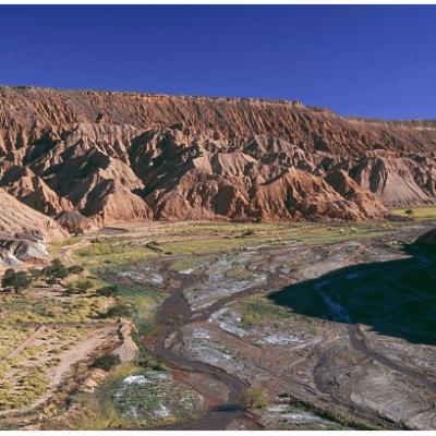 Atacama, las huellas del desierto; 'Por el planeta'