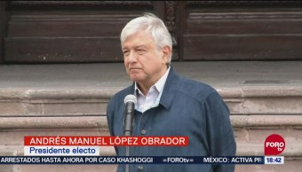 El diálogo es la respuesta, no la confrontación, señala López Obrador