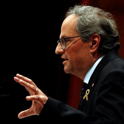 Presidente de Cataluña da ultimátum a Madrid sobre autodeterminación