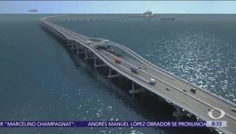 El puente más largo del mundo será inaugurado en China