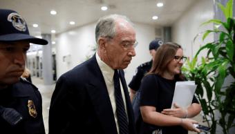 Caso Kavanaugh: Republicanos y demócratas discrepan
