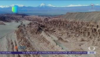 El Tatio, campo de géiseres de Atacama
