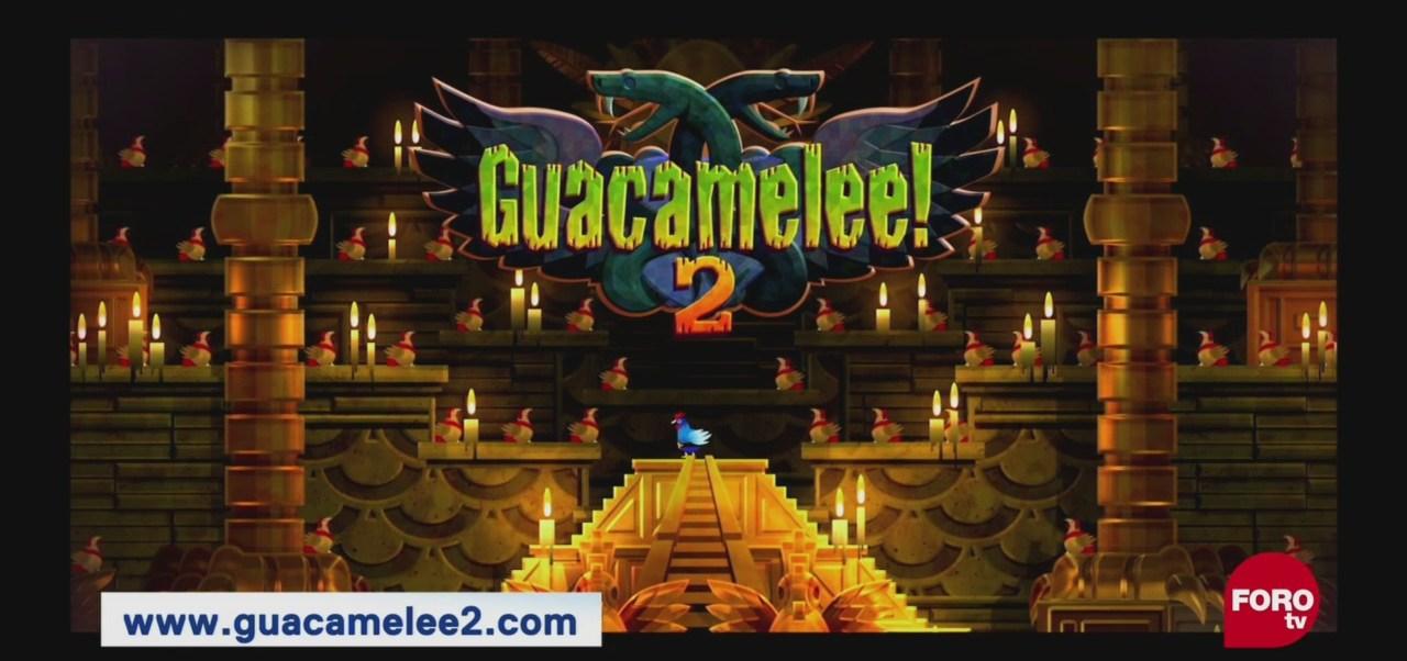 El Videojuego Guacamelee Juan Aguacate Productor De Agave Cultura Mexicana