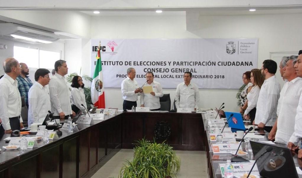 Elecciones extraordinarias Chiapas realizarán 25 noviembre