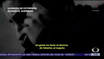En Acapulco, comerciantes sufren extorsión, menores de edad son los cobradores