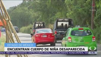 Encuentran cadáver de Valeria Rivera, desaparecida en Edomex