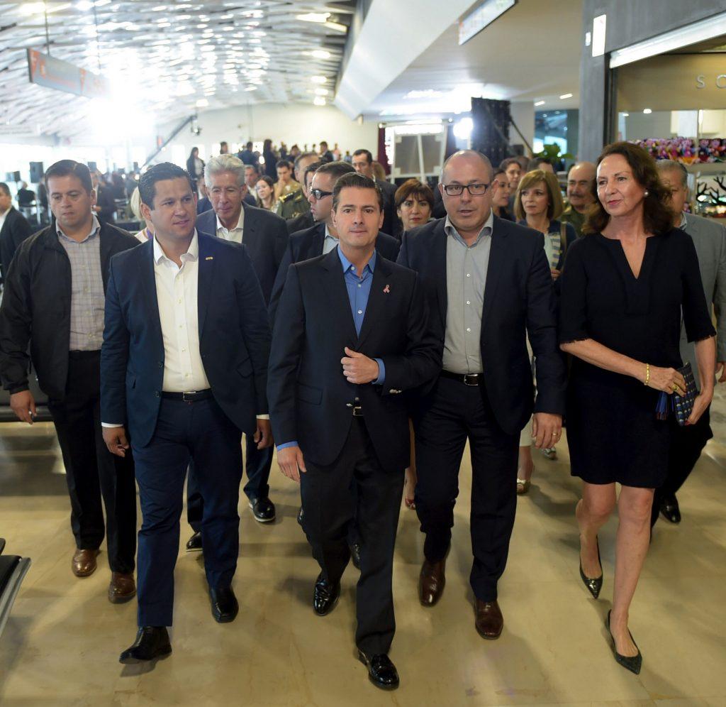 Horas antes de concluir mandato Peña Nieto firmará USMCA
