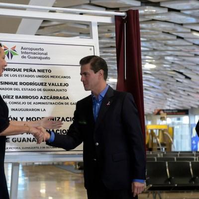 Acuerdo comercial trilateral da certeza económica, dice Peña Nieto