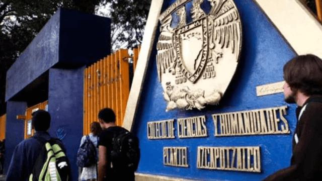 UNAM instalará cámaras y botones de pánico en CCH Azcapotzalco