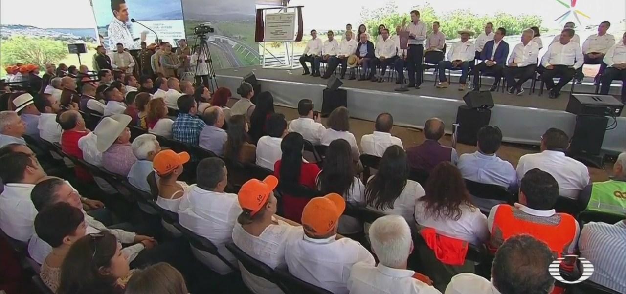 EPN Defiende Proyecto Aeropuerto NAIM Texcoco