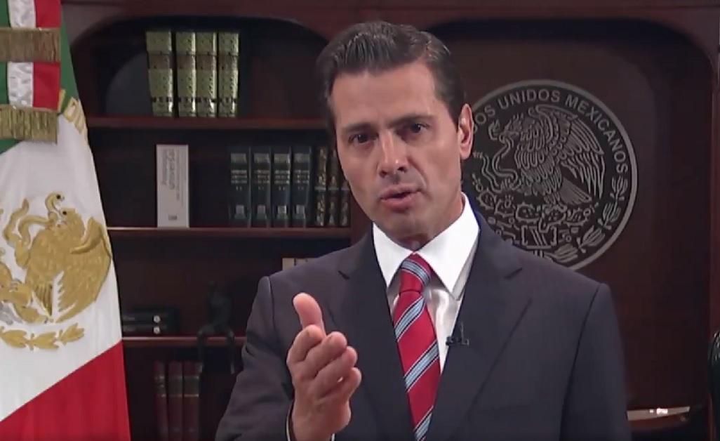 México no permitirá ingreso irregular y violento de migrantes: Peña