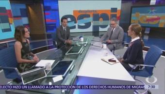 Equipo AMLO no está cuidando a Pemex, señala Valeria Moy