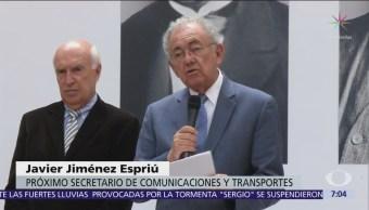 Equipo AMLO propone Santa Lucía y rehabilitar el AICM y Toluca