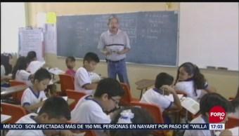 Escuelas mexiquenses suspenden clases por corte de agua