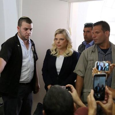 Esposa de Benjamín Netanyahu se enfrenta a juicio por fraude