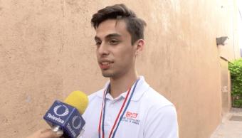 Estudiante mexicano gana medalla de oro en olimpiada de astronomía