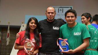 Estudiantes IPN triunfan concurso internacional Robocon 2018