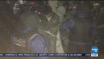 Evitan linchamiento en Reyes de Juárez