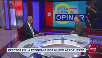 Exagerado Pensar Cancelación Texcoco Puede Generar Crisis
