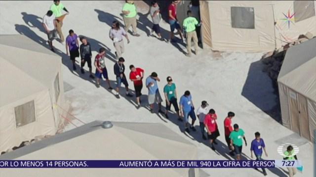 Exigen liberar a 2 mil niños migrantes detenidos en Tornillo