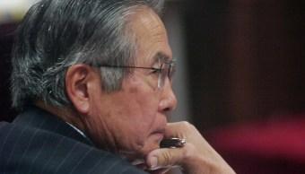 Fujimori volverá a ser capturado; juez anula indulto