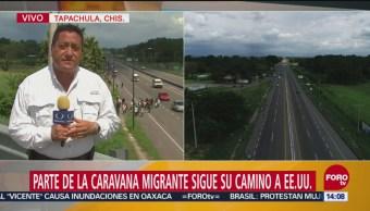 Falta De Empleo Moviliza Hondureños Rumbo Estados Unidos