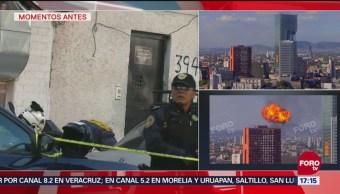 Fausto Lugo reporta saldo blanco en fábrica incendiada en CDMX