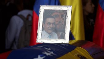 Venezuela: EU condena muerte de opositor venezolano