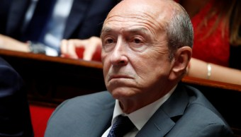 Macron acepta renuncia de su ministro de Interior