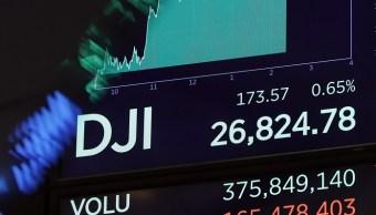 Dow Jones logra nuevo récord animado por el USMCA