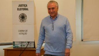 Policía pide que Michel Temer sea imputado por corrupción
