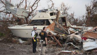 Suman 30 muertos en Estados Unidos por el huracán Michael