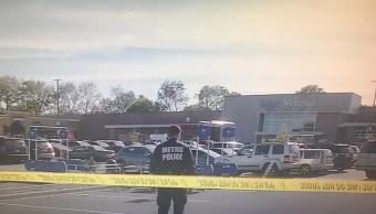 Tiroteo en supermercado en Kentucky deja dos muertos