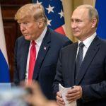 Trump invita a Vladimir Putin a visitar Washington
