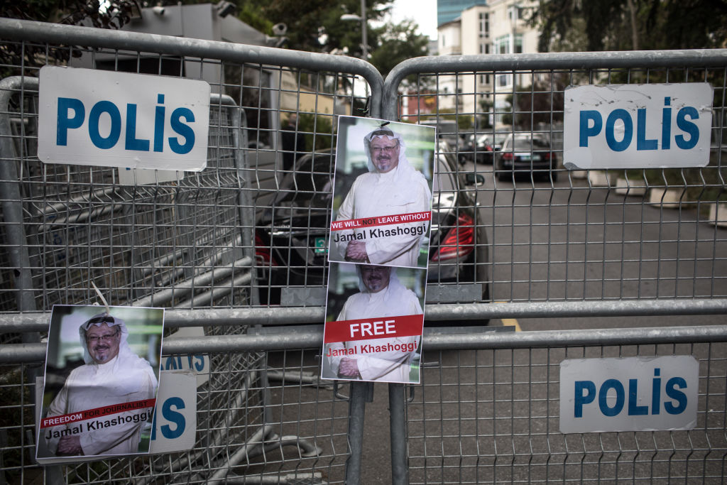 Versión saudí sobre muerte de Khashoggi es