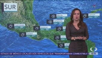 Frente frío 4 causará tormentas en norte y noreste del país