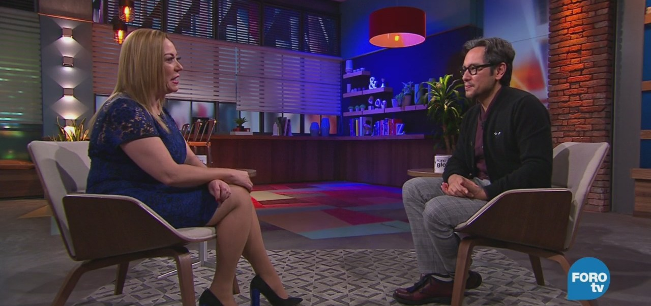 Genaro Lozano Entrevista Alejandra Reynoso