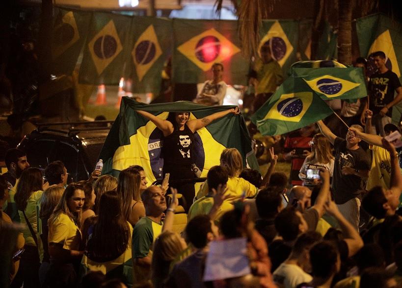 Extrema Derecha Brasil, Brasil, Elecciones, Jair Bolsonaro