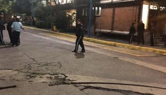 Grupo armado roba cajero automático en CDMX