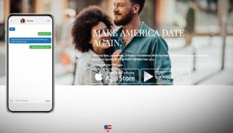 Donald Daters es hackeada, app de citas para fans de Trump