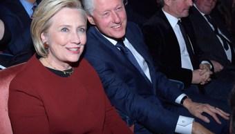 Obra de teatro sobre Hillary y Bill Clinton llegará a Broadway