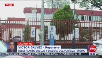 Hospital General de Ticomán suspende servicio tras lluvia
