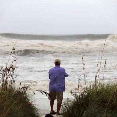 Poderoso huracán 'Michael' toca tierra en Florida, Estados Unidos