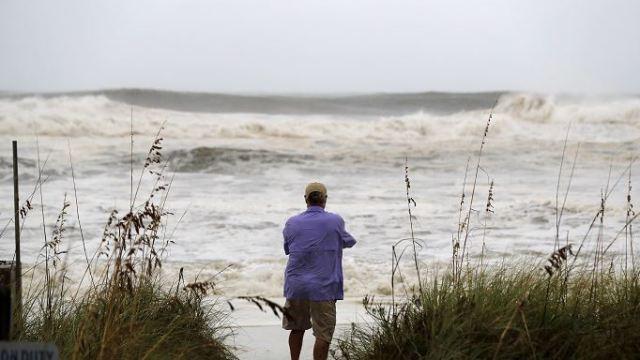 Huracán 'Michael' toca tierra en Florida, Estados
