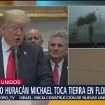 Huracán Michael es el más feroz en la Península de Florida
