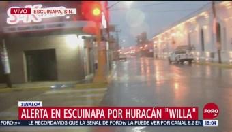 Huracán Willa Golpea Escuinapa Sinaloa Lluvias