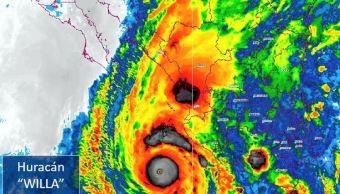 huracan willa suspenden clases en puerto vallarta